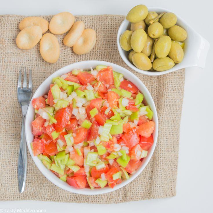 Trampó (Majorcan salad) – Tasty Mediterraneo