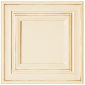 Shenandoah Mckinley X Butterscotch Glaze Maple Square Cabinet Sample