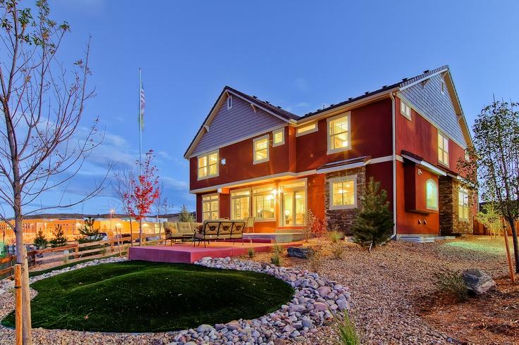 the broadmoor modelhome oakwood homes pinterest
