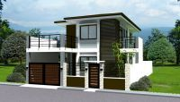 House And Lot for Sale in Manila: Modern Zen House Designs - Philippines