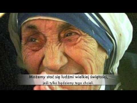 Matka Teresa z Kalkuty - kilka słów o Miłosci