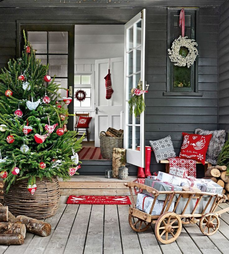 17 best ideas about primitive country homes on pinterest for Country homes and interiors christmas
