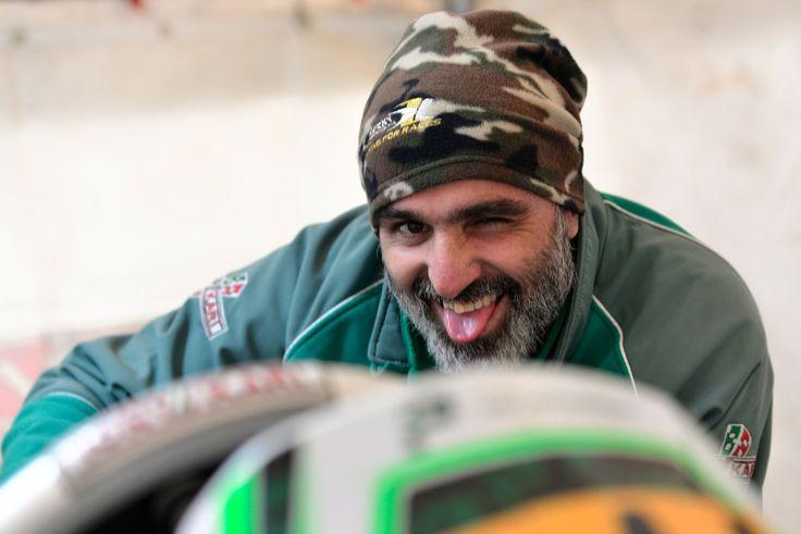 George Polichronidis Team Manager in Kart Racing Team PRT Motorsport