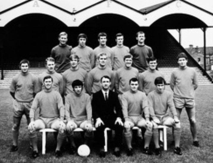 Charlton Athletic squad 1969