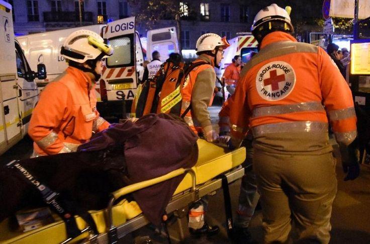 'Night of terror': At least 158 killed in multiple Paris attacks