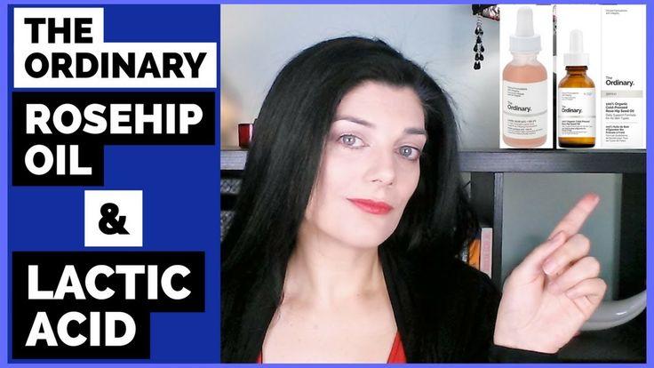"I added ""The Ordinary Skincare Review | Rosehip Oil & Lactic Acid 5% - YouTube"" to an #inlinkz linkup!https://youtu.be/i_VcGd83KIU"