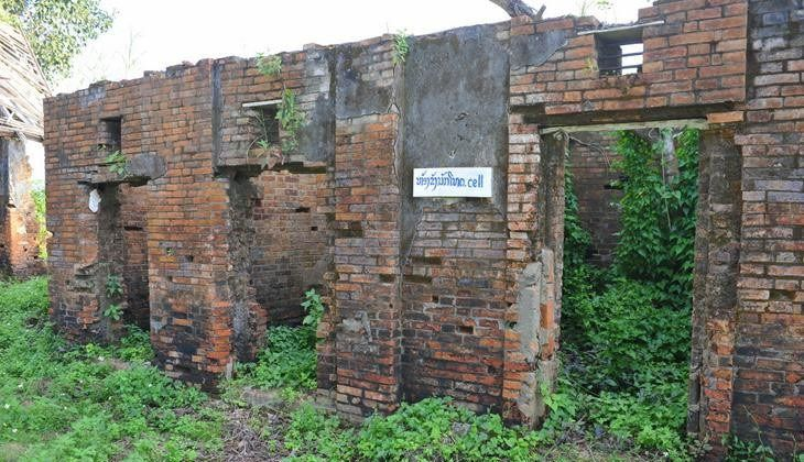 Fort Carnot in Bokeo - Laos