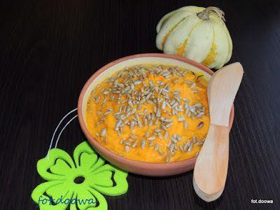 Moje Małe Czarowanie: Hummus dyniowy