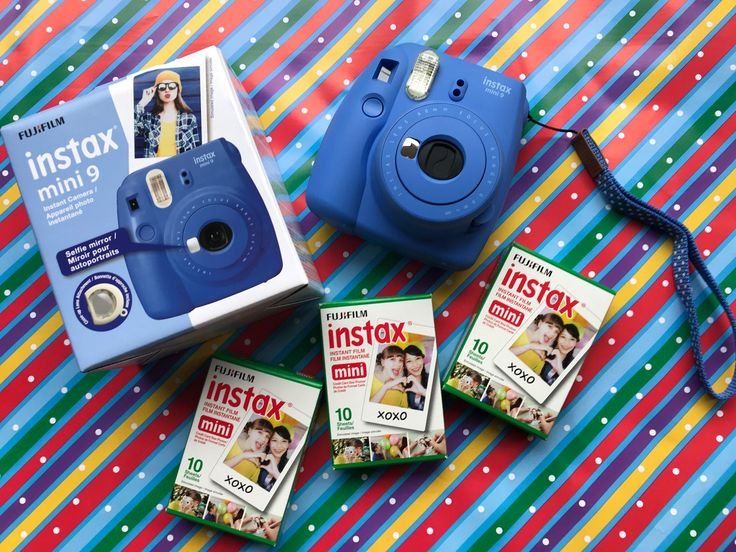 Capture and print memories instantly with the Fuji Instax Mini 9 review