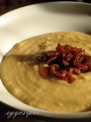 egycsipet: Sárgaborsó főzelék