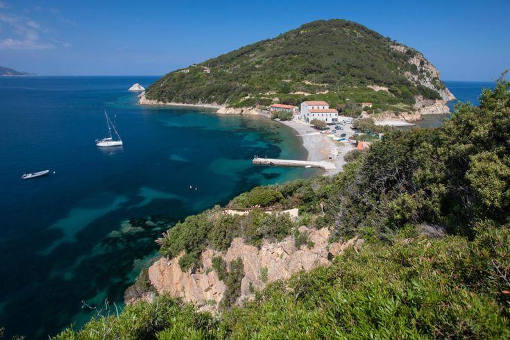 Camping La Campeggio Isola d'Elba direttamente