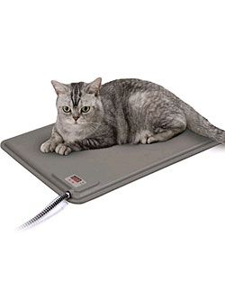 Deluxe Lectro-Kennel Heated Cat Bed | CozyWinters