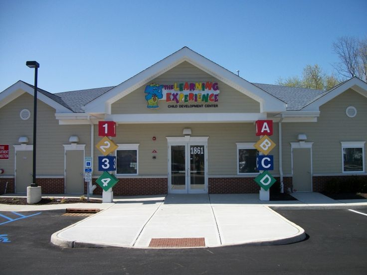 New! They are a huge supporter.  Check them out! The Learning Experience® at Westampton 08060 :: day care center - child care center - preschool - kindergarten - after school care