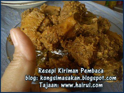 Resepi Ayam Masak Halia Special | Food, Beef, Chicken