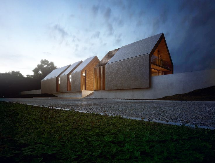 Small House, Shingle House, Frame House / studio84 – nowoczesna STODOŁA   wnętrza & DESIGN   projekty DOMÓW   dom STODOŁA