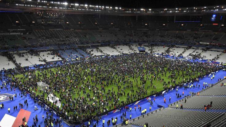 Attentats de Paris: le monde du sport sous le choc - Sports - RFI