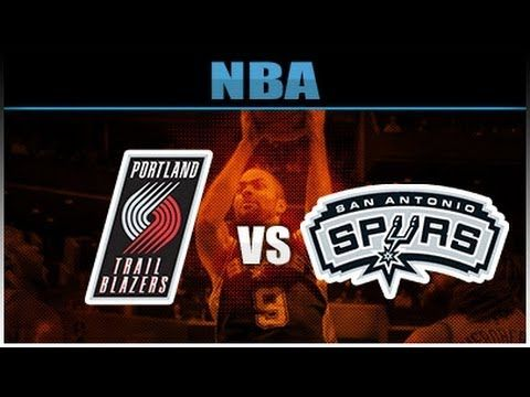 Hello & Welcome To Watch NBA kick off the 2017 NBA Basketball Live with the annual Portland Trail Blazers vs. San Antonio Spurs Live StreamBasket Ball game. Usually, the starters don't play much in the first NBA Basket Ball game of the year and this game is an extra NBA Basketball Week game for both teams.This Weekend formally the 2017.Portland Trail Blazers vs San Antonio Spurs NBA Basket Ball Live Stream Watch NBA Basket Ball All Game Live Stream. The current year's Hall of Fame Game, e...