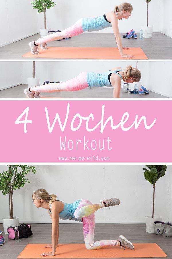 7 Bauch Beine Po Übungen, die deinen Körper in 4 Wochen verändern – Sarah Götz