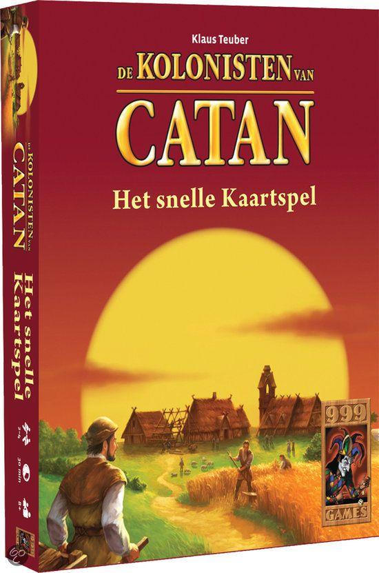 De Kolonisten van Catan - Kaartspel