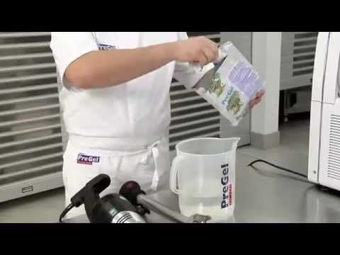 This videos demonstrate an in depth step-by-step guide how to create your own Fruittone™ Frozen Dessert & Beverage, produced in an affordable tabletop machine with a PreGel's state-of-the-art product mix called Tenerissimo™. // View this demo and more at The PreGel Channel