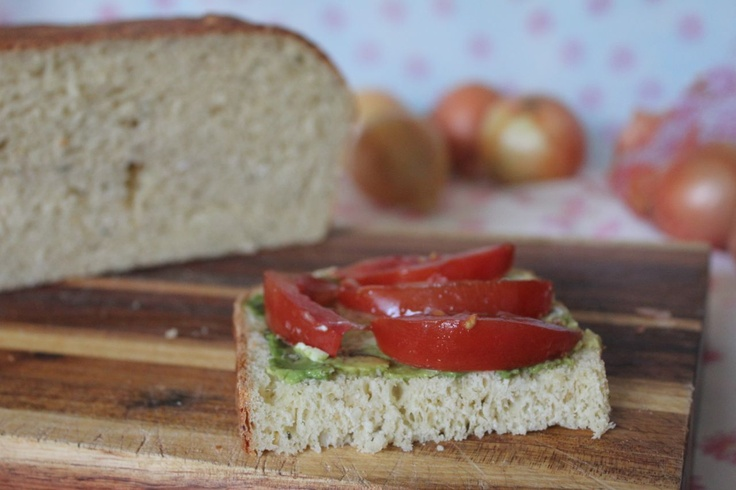 Cottage cheese and chive bread   OtK: Yeast Breads (incl donuts ...