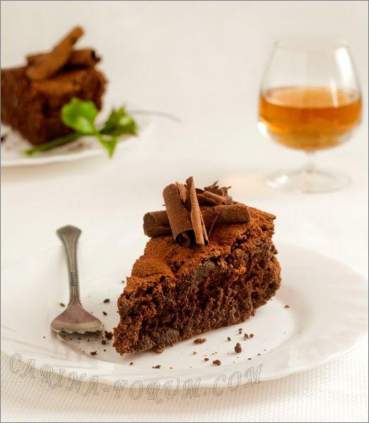 Gordon Ramsey's Chocolate Amaretto Torte