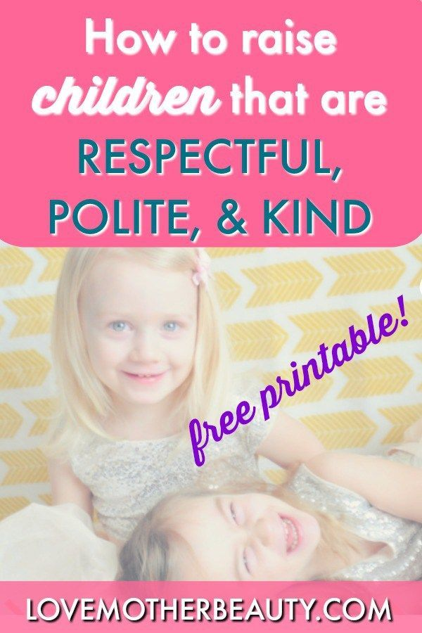 Manners and etiquette is so important to teach to children starting at preschool age. Teaching your child manners will set them up with a great foundation of being respectful,kind, and polite.