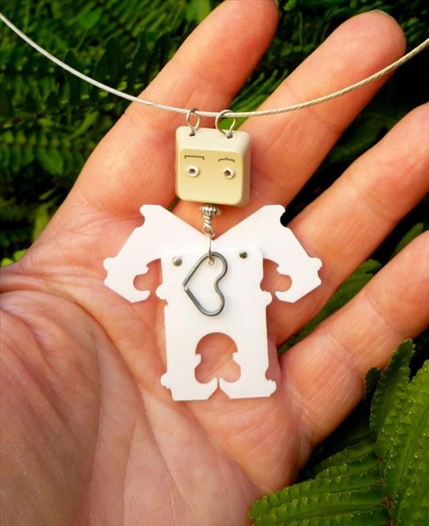 Bread clip man.        Gloucestershire Resource Centre http://www.grcltd.org/home-resource-centre/