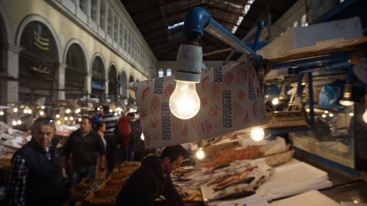 Varvakeios Market- Athens Food and Heritage Walk