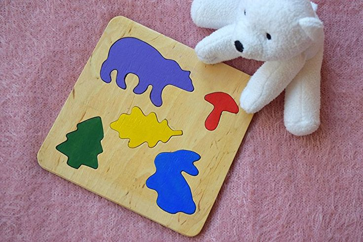 Wooden puzzle Baby Toy Montessori Toy Educational Toys Animal wooden toy Toddler wood Toy Baby Shower Gift Organic Toy for kids Eco Friendly toy Game Baby gift Stacking toy