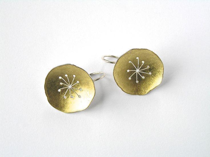 earrings by Anneke Bruin