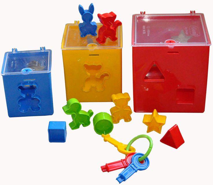 Lock And Key Toys 70