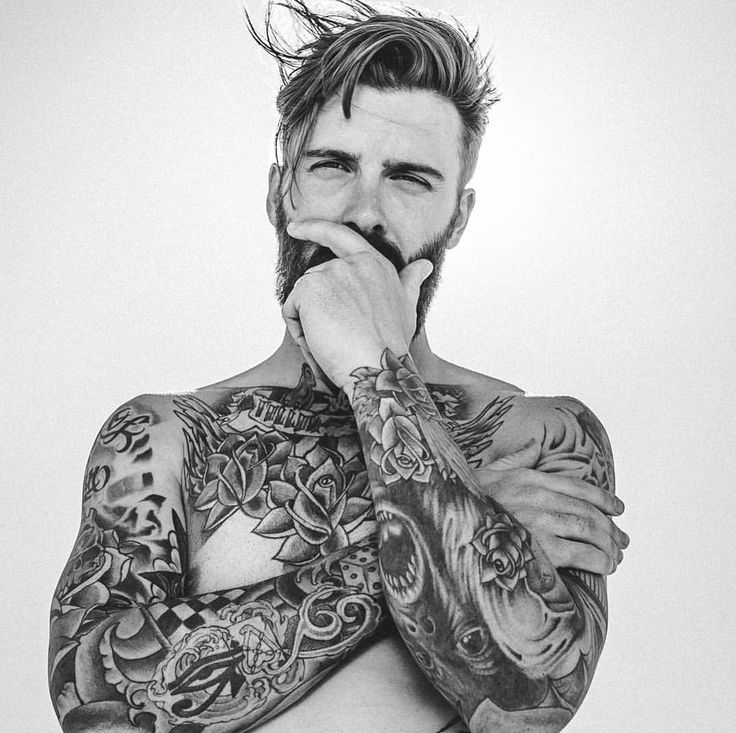 BEARDREVERED on TUMBLR | asifthisisme: Levi Stocke photographed by...