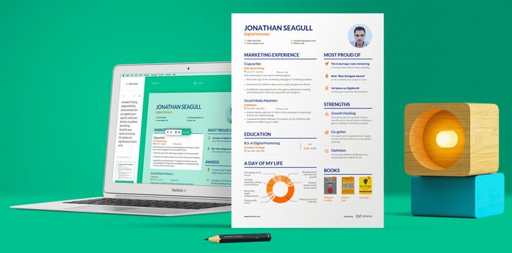 Forget the Word template and use one of these (free!) resume builder apps to bring your CV into the 21st century.