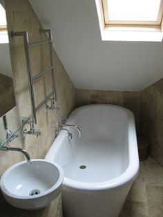 attic bathrooms - Google Search