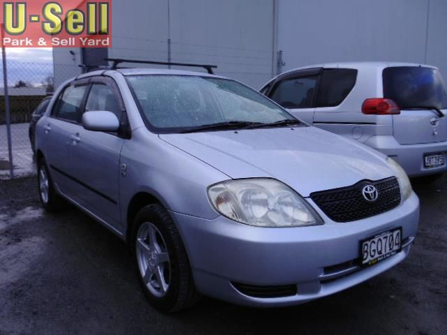 2003 Toyota Corolla GL for sale | $5,500 | https://www.u-sell.co.nz/main/browse/28476-2003-toyota-corolla-gl-for-sale.html | U-Sell | Park & Sell Yard | Used Cars | 797 Te Rapa Rd, Hamilton, New Zealand
