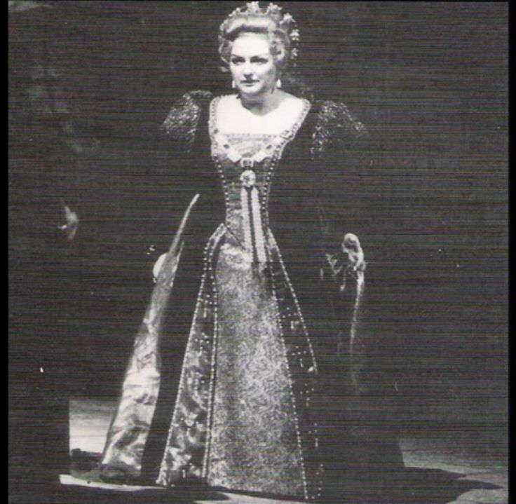 """Callas + Tebaldi = Caballé.""  declared the New York Times the day after her sensational 1965 debut in Lucrezia Borgia at Carnegie Hall replacing a pregnant Marilyn Horne.  The event has become the stuff of legends, and Lucrezia, one of her signature roles."