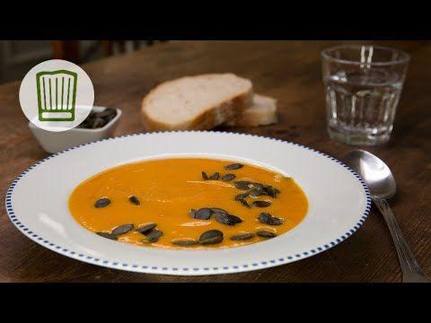 Kürbissuppe rezept chefkoch  Pinterest'teki 25'den fazla en iyi Chefkoch kürbissuppe fikri ...