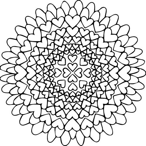 coloring pages coloring books recherche google art therapy zentangle prayer drawings coloring love - Coloring Books For Seniors