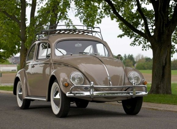 BaT Exclusive: Charismatic 1957 VW Beetle « BaT – The best vintage and classic cars for sale online ($500-5000) - Svpply