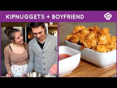 ▶ FOODGLOSS - Kipnuggets (+ meet my boyfriend!) - YouTube