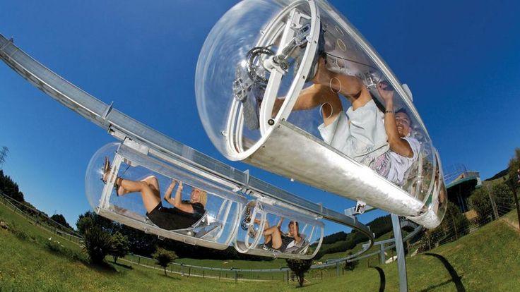 The Agroventures' Sweeb attraction Rotorua