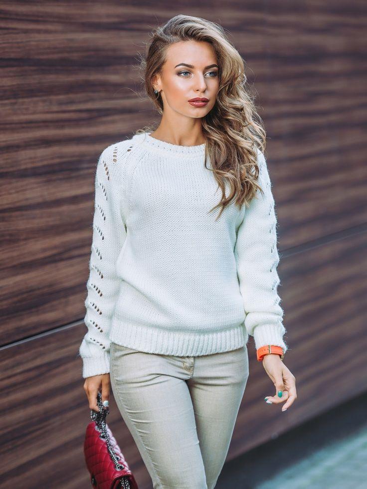 женский свитер новинки фото ишак как тебе