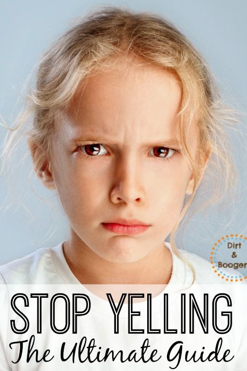 The Ultimate Guide to Stop Yelling At Your Kids Morgan McCarty