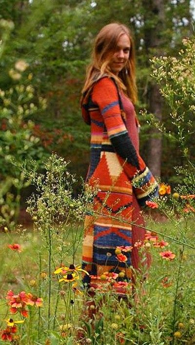 18 best Tribal hooded cardigan images on Pinterest | Hooded ...