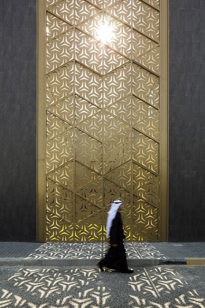 Ali Mohammed T. Al-Ghanim Clinic / AGi architects