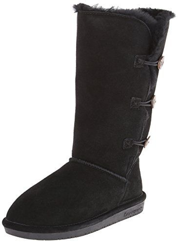 BEARPAW Women's Lauren Snow Boot,Black,10 M US Bearpaw http://www.amazon.com/dp/B00IXAMU5C/ref=cm_sw_r_pi_dp_tqNIub038VEDN