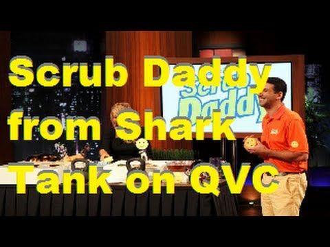Scrub Daddy from Shark Tank on QVC - YouTube