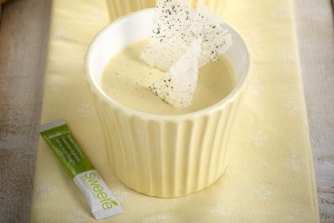 """Απολαύστε λαχταριστές λιχουδιές με Sweete - αντί για ζάχαρη - που δεν θα προσθέσει στον οργανισμό σας ούτε μία θερμίδα! Δείτε τη συνταγή για """"Crème Brûlée  με Sweete"""", στο www.mybest.gr."""