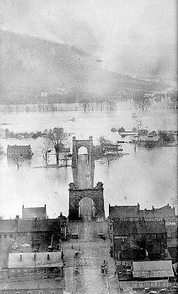 1852 flood, wheeling WV